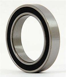 6 mm x 20 mm x 6 mm  NMB PBR6FN Rodamientos De Bolas Autoalineables