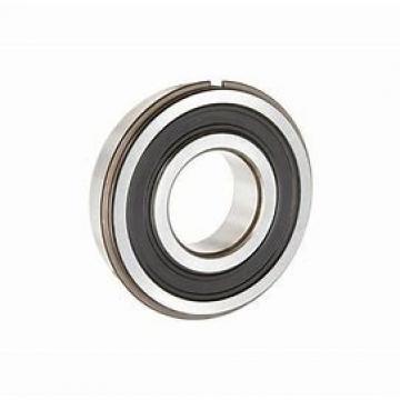 6 mm x 20 mm x 6 mm  NMB PBR6EFN Rodamientos De Bolas Autoalineables