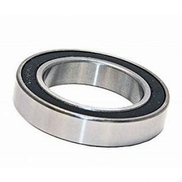 8 mm x 24 mm x 8 mm  NMB PBR8FN Rodamientos De Bolas Autoalineables