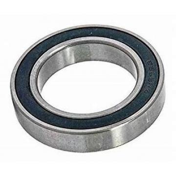 16 mm x 42 mm x 16 mm  NMB PBR16EFN Rodamientos De Bolas Autoalineables