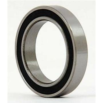 20 mm x 50 mm x 20 mm  NMB PBR20EFN Rodamientos De Bolas Autoalineables